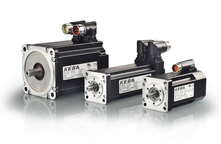 Keba servo motors for Servo motors and drives